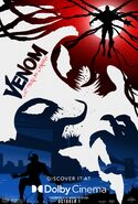 Venom Let There Be Carnage Dolby Poster