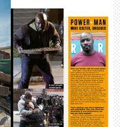 Luke Cage - SFX Magazine - August 24 2016 - 2