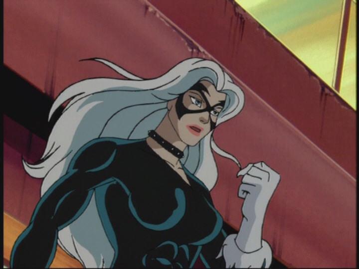 Felicia Hardy (Marvel Animated Universe)