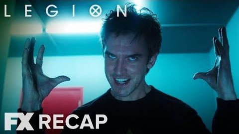 Legion Season 1 Recap What's Really Real? FX