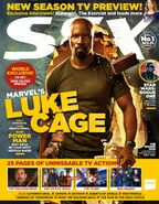 Luke Cage - SFX Magazine - August 17 2016