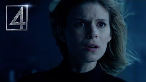 """Fantastic Four Sue Storm """"The Invisible Woman"""" HD 20th Century FOX"""