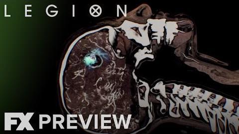 Legion Season 1 Scanner Promo FX