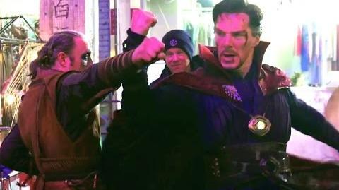 DOCTOR STRANGE - Characters Featurette (2016) Benedict Cumberbatch Marvel Movie HD