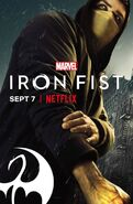 Iron Fist season 2 character poster 1