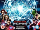 Marvel Studios Cinematic Universe – Phase One Box Set