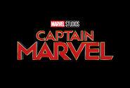 Captain Marvel Logo SDCC