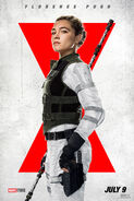 Black Widow 2021 Character Posters 06