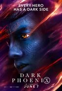 Dark Phoenix Character Poster 09
