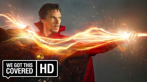 "Doctor Strange ""Wire Work"" Featurette HD Benedict Cumberbatch, Rachel McAdams, Tilda Swinton"