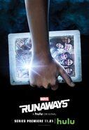 Runaways Character Poster 03