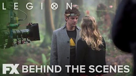 Legion Inside Season 1 Powers FX