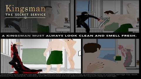 The Kingsman Way A Lesson In Smelling Blood 20th Century FOX
