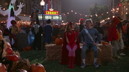 WV Quicksilver & Scarlet Witch with Halloween Night
