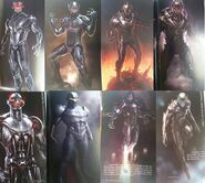 Avengers Age of Ultron Concept Art 1