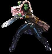 Guardians of the galaxy vol2 Gamora 2