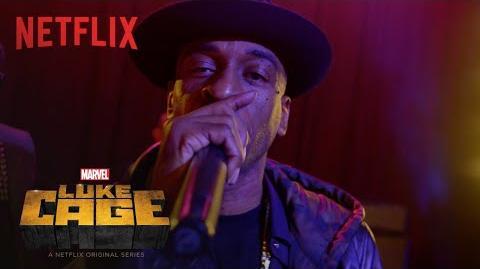 "Marvel's Luke Cage Rakim - ""Kings Paradise"" HD Netflix"