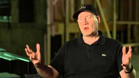 Ant-Man Official Movie Interview - Producer Kevin Feige
