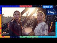 Marvel Studios' Black Widow - What's Up, Disney+