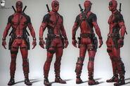 Deadpool Concept Art 10