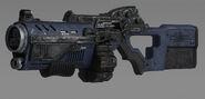 Rockets Gun