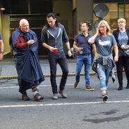 Thor - Ragnarok - Set - August 22 2016 - 6