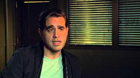 "Ant-Man ""Paxton"" Official Movie Interview - Bobby Cannavale"