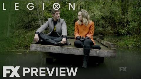 Legion Season 1 Magic Man Promo FX