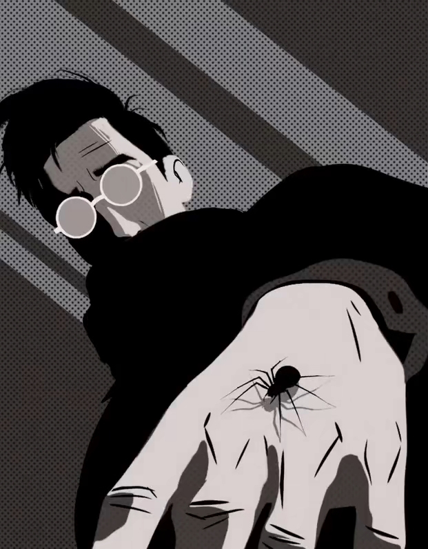 Peter Parker (Into the Spider-Verse Noir)