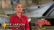Marvel Studios' Captain Marvel Marvel Firsts