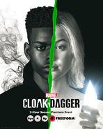Cloak & Dagger S2 Poster
