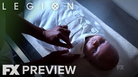 Legion Season 1 Swaddled Promo FX