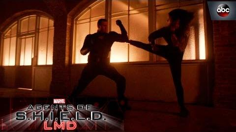 Kick@$$ Move of the Week Quake vs. Mace's LMD - Marvel's Agents of S.H.I.E.L.D
