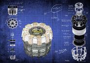 Arc reactor blueprints by fongsaunder-d4tttee