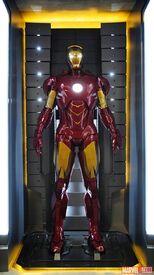 Iron Man Armor (Mark IV)