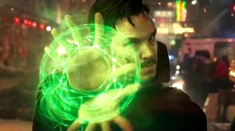 DOCTOR STRANGE Extended TV Spot 22 - Strength (2016) Benedict Cumberbatch Marvel Movie HD