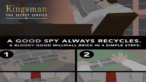 The Kingsman Way A Lesson In Bearing Bad News 20th Century FOX