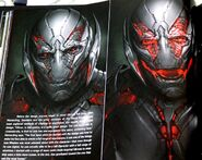 Ultron Concept art aou