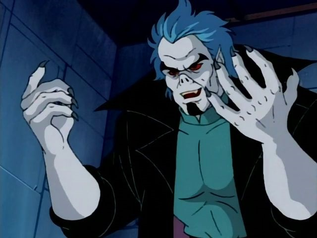 Michael Morbius (Marvel Animated Universe)