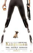 Kingsman Jack Bauer poster