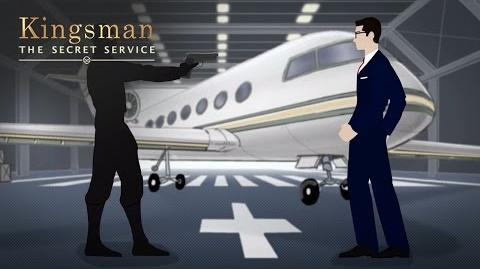 The Kingsman Way A Lesson In The Art of Conversation 20th Century FOX