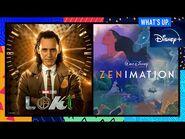 Marvel Studios' Loki and the Mindfulness of Zenimation Season 2 - What's Up, Disney+