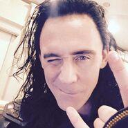 Thor - Ragnarok - Set - Loki - August 9 2016 - 1
