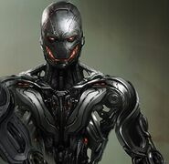 Ultron Concept art aou 15