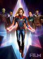 Captain Marvel Total Film