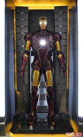 Iron Man Armor (Mark III)
