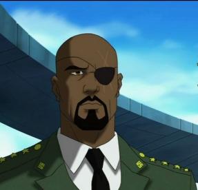 Nicholas Fury (Ultimate Avengers)