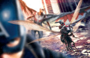 Captain America Civil War Promo art 15