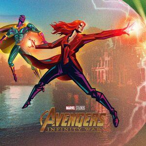 Fandango Avengers Infinity War mini poster team 2.jpg