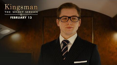 Kingsman The Secret Service Mr Porter HD 20th Century FOX